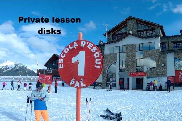 Ski School   Pal   Vallnord   Andorra