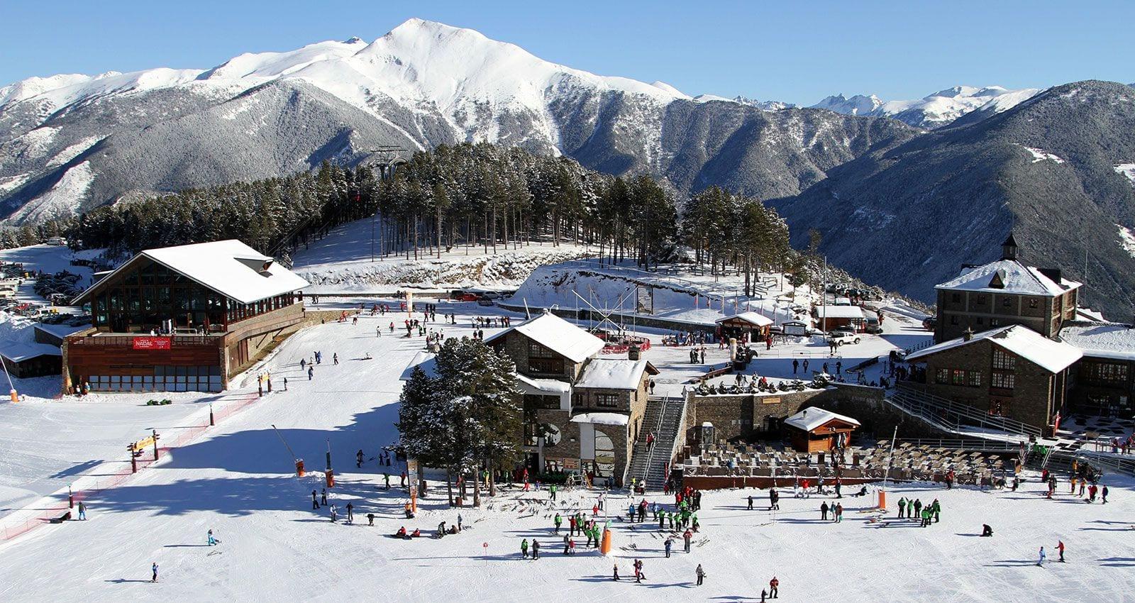 Pal   Vallnord   Andorra