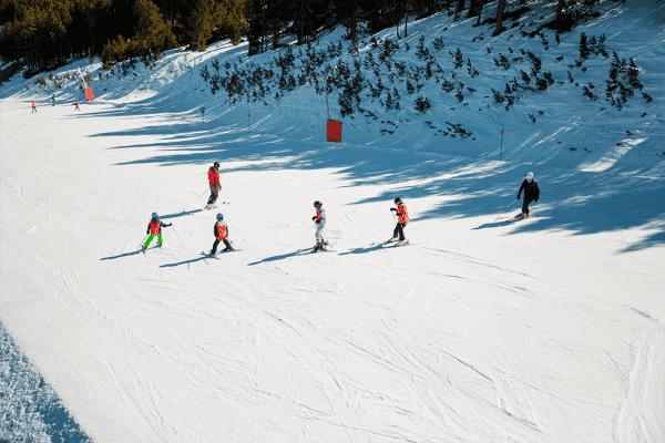 Ski School   Arinsal   Vallnord   Andorra